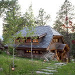 Colorado Stone Mountain Cottage