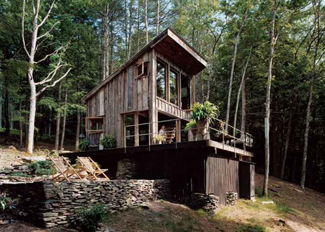 Ordinaire Off Grid Cabin Newkirk