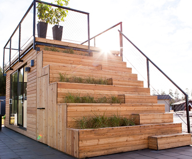 Steps Tiny House5