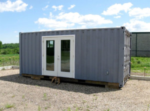 160 Sq Ft Shipping Container Custom Homes
