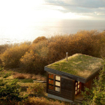 588 Sq Ft Cabin with Living Roof