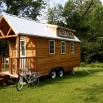 ProtoHaus: a Gorgeous 125 sq ft Home