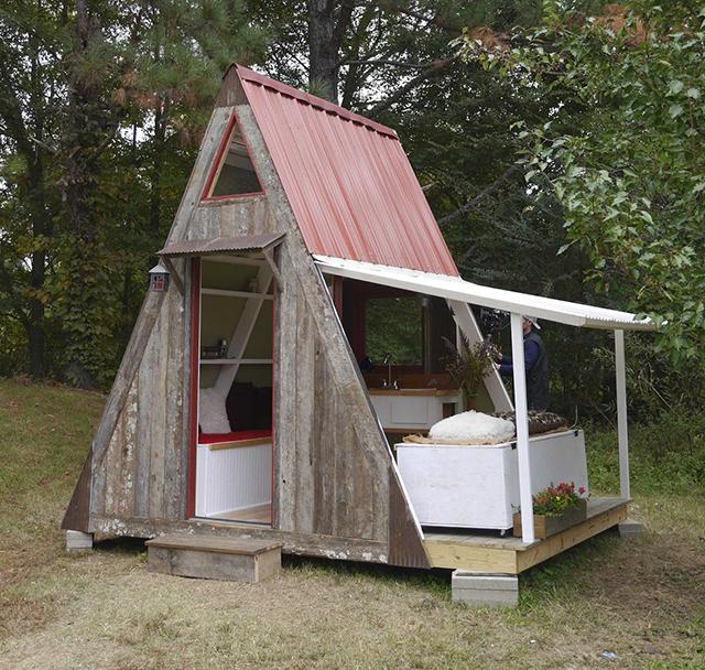 Aframe Cabin