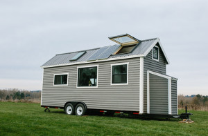 Custom Heirloom Solar Powered Tiny Home