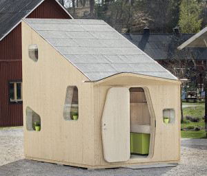 Sustainable 108 Sq Ft Student Living Unit