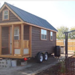 Off Grid DIY Tiny House on Wheels