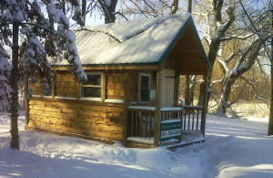 Wildflower Tiny House Built for the Cold North