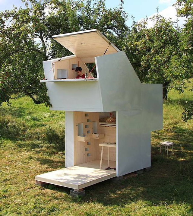 tiny house soulbox