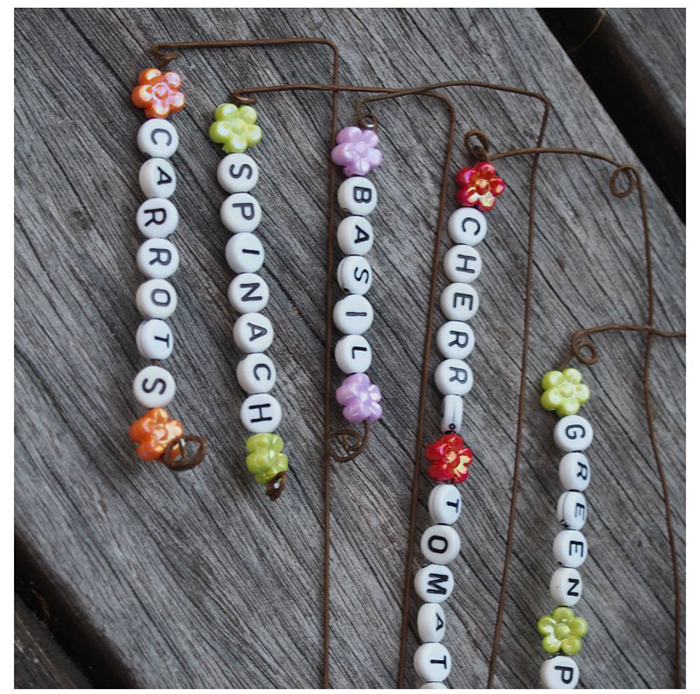 diy plant markers 12