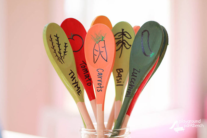 diy plant markers 13