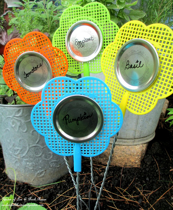 diy plant markers 14