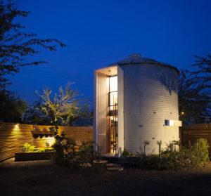 Upcycled Tiny House From 1950's Grain Silo