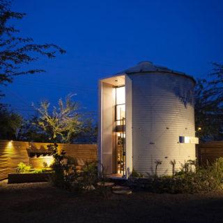 grain silo tiny house 1